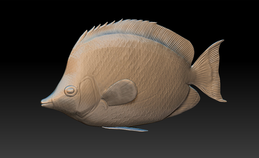 ZBrush Sculpting and 3D Printing Gallery - carlyniverson com